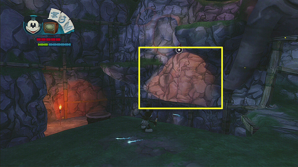 Epic Mickey 2 The Power Of Two攻略 クエスト2 360 Amp One攻略研究所 Gamerch